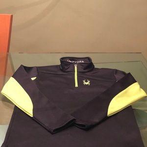 Spyder Boys Fleece Sweater Size L